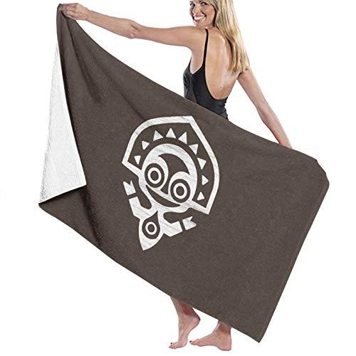 N\ Toalla de baño polinesia Maui secado rápido toalla de playa