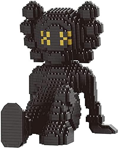 Mini Bloques De Construcción Kits De Construcción KA-WS 3D Puzzle Toys Figure De Acción Modelo De Colección Juguete,F