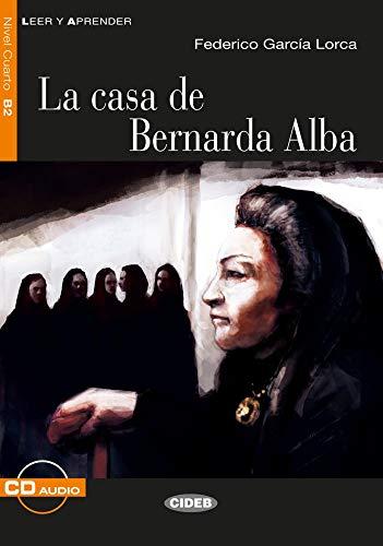 García Lorca, F: Casa de Bernarda Alba/m. CD