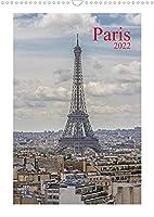 Paris (Wandkalender 2022 DIN A3 hoch): 12 Bilder aus der Seine Metropole auch abseits der ausgetretenen Pfade. (Monatskalender, 14 Seiten )