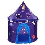 Raum Spielzelt Raumschiff Kinderzelt Rakete Spielhaus Zelt Kinderschloss Burg von Wonder Space,...