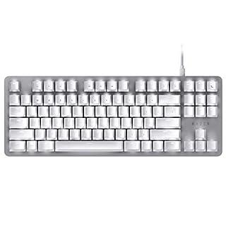BlackWidow Lite Mechanical Tenkeyless Keyboard Mercury White One Size (B07SKF5JPT) | Amazon price tracker / tracking, Amazon price history charts, Amazon price watches, Amazon price drop alerts
