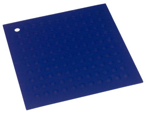 Lamson Big HotSpot Counter Protector/Large Potholder/Trivet, 11.5' x 11.5', Blue