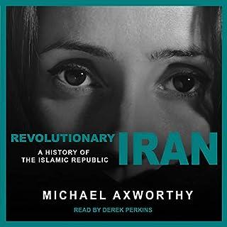 Revolutionary Iran audiobook cover art