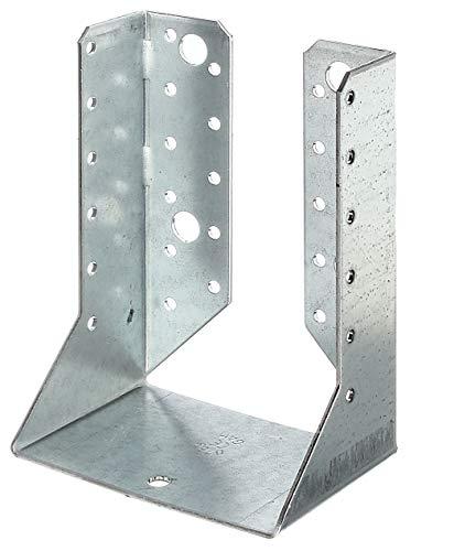 GAH-Alberts 335403 Balkenschuh | Typ B | sendzimirverzinkt | 100 x 140 mm | 10er Set