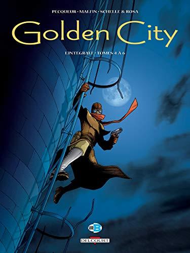 GOLDEN CITY INTEGRALE (T04 A T06)