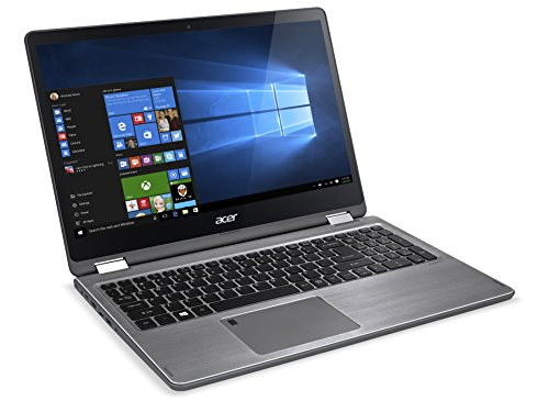"""Acer Aspire R 15 Convertible Laptop, 7th Gen Intel Core i7, GeForce 940MX, 15.6"""" Full HD Touch, 12GB DDR4, 256GB SSD, R5-571TG-7229"""