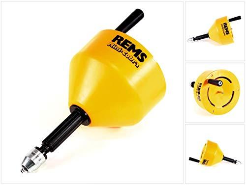 Rems mini-cobra Handabflussreiniger, elektrisch/A