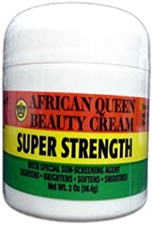 African Queen Beauty Cream Super Strength 2oz by Chom