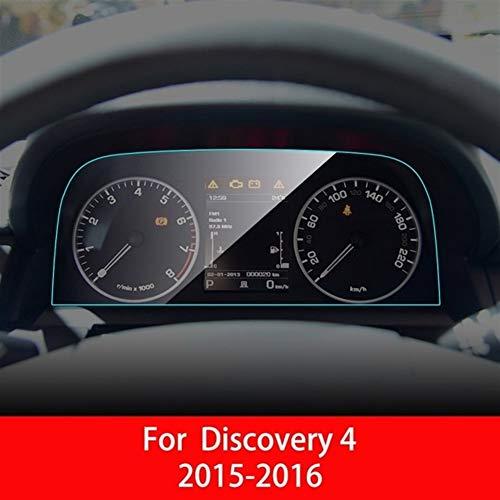 Película protectora Land Rover Discovery 4 5 Interior Tablero de instrumentos del coche protector de la pantalla del tablero de instrumentos de membrana protectora de TPU Accesorios for películas memb