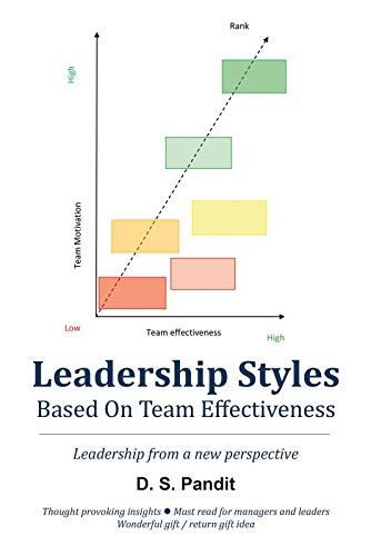 Leadership styles based on team effectiveness: Leadership from a new perspective