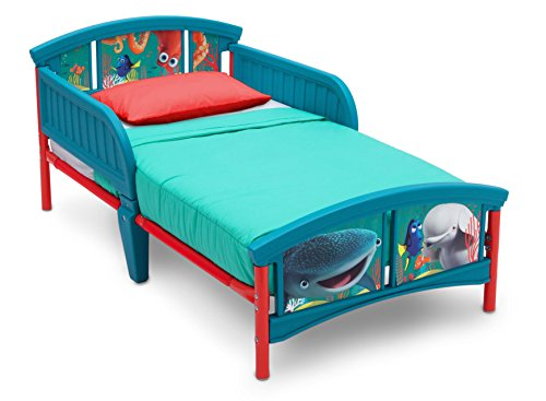 Delta Children Plastic Toddler Bed, Disney/Pixar Finding Dory