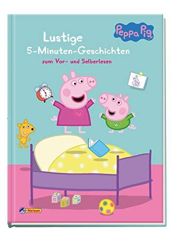 Peppa: Lustige 5-Minuten-Geschichten: Zum Vor- und Selberlesen (Peppa Pig)