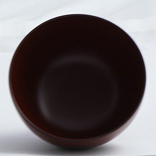 NARUMI(ナルミ) 子ども用 汁椀 クラウンキッズ 黒 220cc 日本製 KU596-1