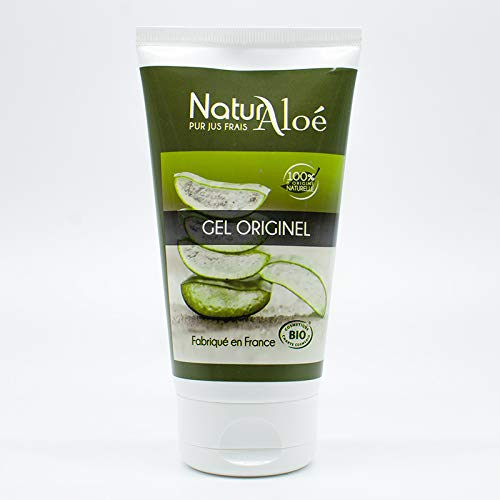 NATURALOE Aloé vera gel originel - 150 ml