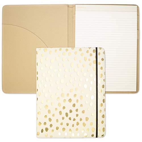 Kate Spade Legal Notepad Folio,Flamingo Dot