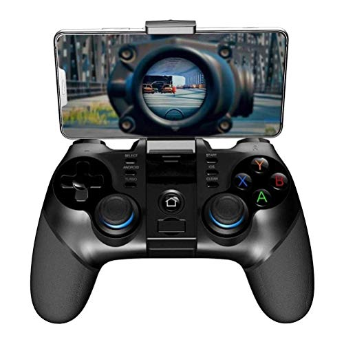FGH QPLKKMOI PC Gamepads USB 3 in 1 Wireless BT Receiver, (Color : Black, Size : One Size)
