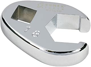 Sunex 971018 3/8-Inch Drive 18-mm Flare Nut Crowfoot Wrench
