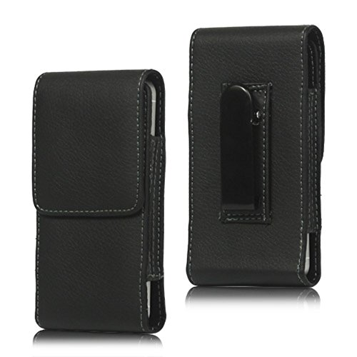 Apple iPhone SE 5 5S 5C 4 4S iPod Touch 4 5 6 Schutzhülle Handy Tasche Flip Holster Magnet Gürtelclip Bag