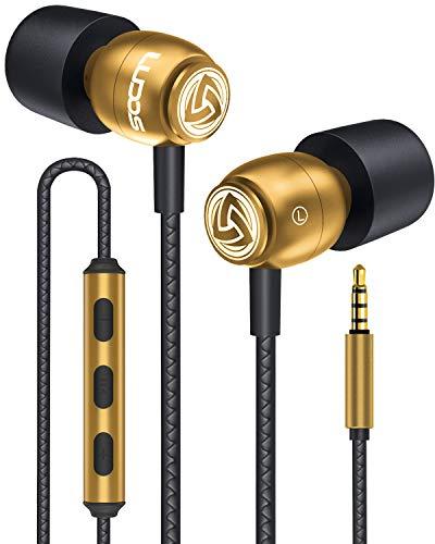 auricolari con filo k LUDOS CLAMOR Auricolari In-Ear Cuffie con Microfono