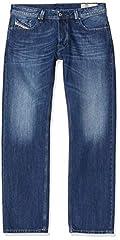 Larkee 008XR 8XR 100 % cotton Button fly Mashine washable Straight Cut Leg