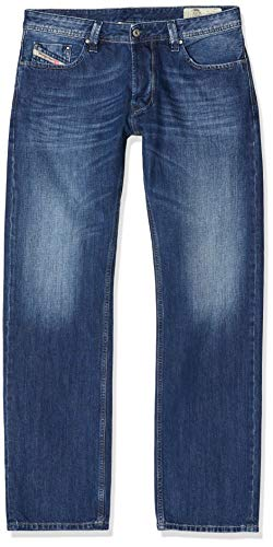 Diesel heren Straight Jeans Larkee Pantaloni, blauw (medium blue 008XR), W31/L32