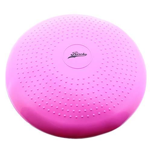 Disco masajeador de Equilibrio Balance Disc (Rosa)