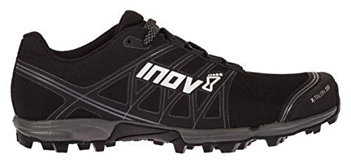 Inov-8 X-Talon 200 Unisex Sneaker, Black/Grey, M10 W11.5 E US