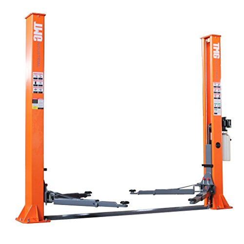 TMG TPL45 10,000-LB 2 Post Car Lift Floor Plate Auto Lift