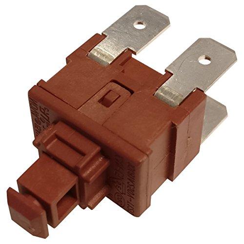 Interruptor encendido apagado–lavavajilla–Curtiss, generiss, High One Hig, Oceanic, Proline, Tecnolec, Valberg, Xper