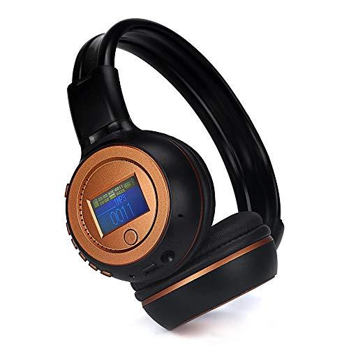 Bradoner Auriculares 3.0 Estéreo Bluetooth Auriculares inalámbricos/Auriculares con Llamada