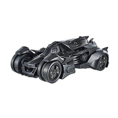 Hotwheels - Elite (Mattel) - Bly30 - Véhicule Miniature - Modèle À L'échelle - Batmobile - Arkham Night - Echelle 1/43