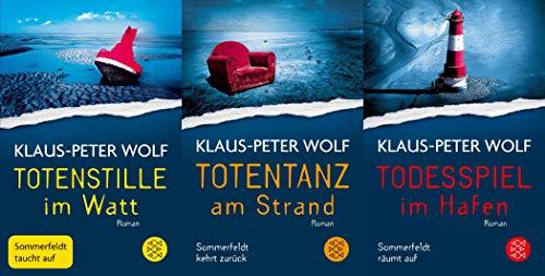 Die Sommerfeldt-Reihe Band 1-3 plus 1 exklusives Postkartenset