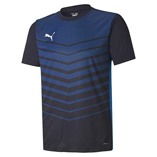 PUMA Camiseta Modelo ftblPLAY Graphic Shirt Marca, Blue, XL