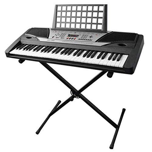 Find Bargain For 61 Key Digital Electronic Keyboard Electric Piano Organ with X Stand Kids/Adult MAL...