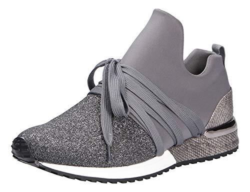 La Strada 1804189 Sneaker Lycra Grey 40