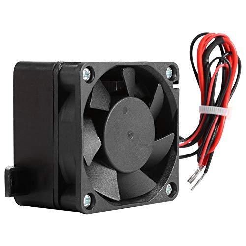 Atyhao Calentador de Aire para automóvil PTC, Calentador de Ventilador de Espacio pequeño con Ventilador de Temperatura Constante PTC para automóvil de incubadora(24V 150W)