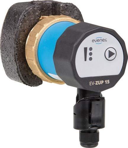 Zirkulationspumpe EV-ZUP 15 Zeitschaltuhr Brauchwasserpumpe Trinkwasserzirkulationspumpe