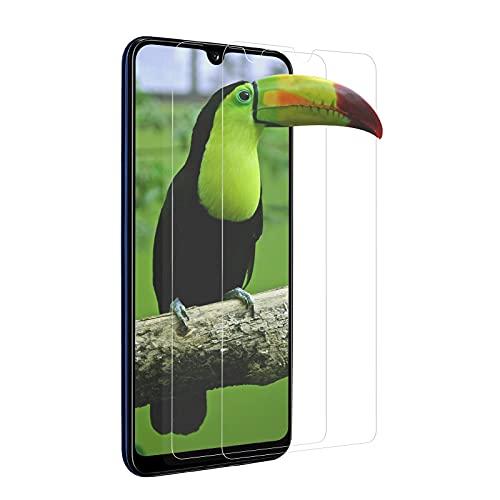 [ 3 Stück] Panzerglas Schutzfolie für Samsung Galaxy A20e, 2.5D Vollbild-Abdeckung, 9H Festigkeit, Anti-Kratzen, Bläschenfrei, HD-Klar Panzerglasfolie für Samsung Galaxy A20e- Transparent