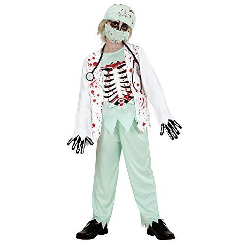 WIDMANN Kinderkostüm Zombie Doktor