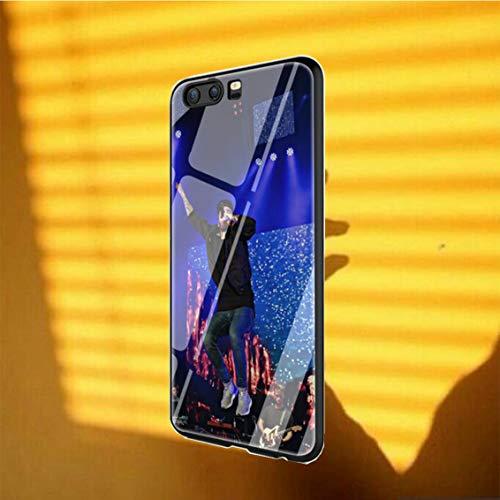 Haixia Krpvtkcuq Gehärtetes Glas Phone Hülle Case Shell Cover tdwby TEMG12,for Xiaomi Mi 9T/Mi 9T Pro/K20/K20 Pro