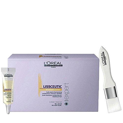 L'oreal Professionel Serie Expert Lissceutic (15 tubes of 12 ml)