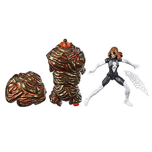Spider-Man Marvel Legends Series 6' Spider-Woman Collectible Figure