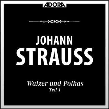 Strauss: Walzer und Polkas, Vol. 2