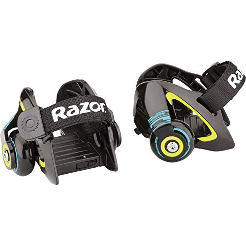 Razor Jetts Heel Wheels - Green
