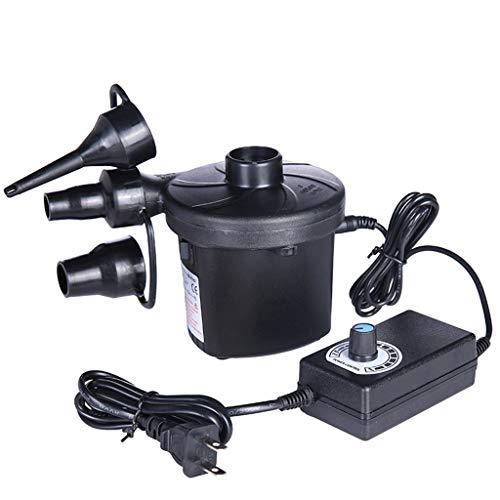 Btruely Elektrische Luftpumpe,Elektrische Pumpe, 3 in 1 Luftpumpe Elektrisch Schnelles Inflate und Deflate, Elektropumpe für Camping Luftmatratzen, Schlauchboote, Kissen,Schwimmring
