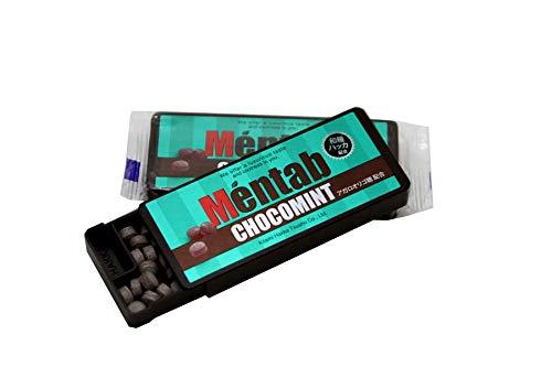 北見ハッカ通商 メンタブ(Mentab) チョコミント味 和種ハッカ配合 1個