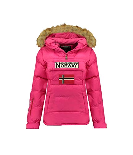 Geographical Norway - Doudoune Femme Rose L