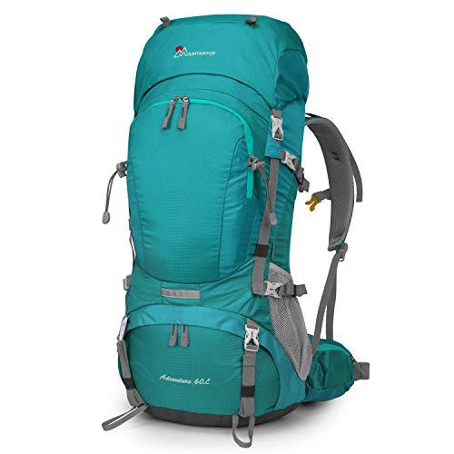 MOUNTAINTOP 60L Hiking Backpack/Trekking Rucksack,81 x 32 x 23 cm