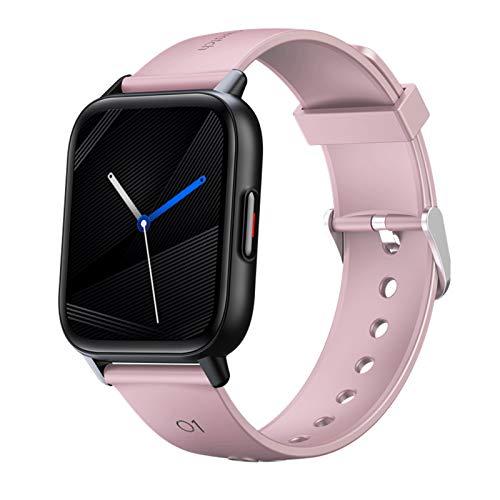 Smart Watch reloj inteligente,1.3 '' Tracker De Fitness De Contacto Completo Con Monitoreo De Temperatura Corporal Monitoreo Cardíaco Blood Sloby Presión De Oxígeno Monitor De Presión De Presión,A
